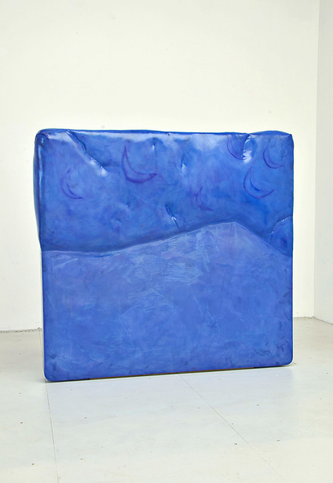 Poupak Sarah Shoughi, Moon bed, static (2018)
